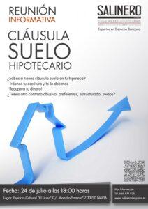 SALINERO-ABOGADOS-CARTEL-CLÁUSULA SUELO HIPOTECARIO