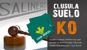 clausula-suelo-4 NUEVAS SENTENCIAS FAVORABLES DE CLÁUSULA SUELO